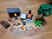 Playmobil Country 6814 - Holzfäller mit
