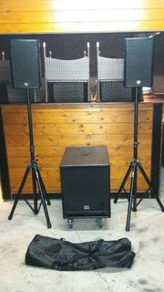 LD System Dave 15 Pa