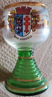 Mini Glas Bad Hersfeld