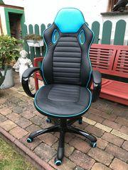 bequemer Schreibtisch Stuhl Zocker Stuhl