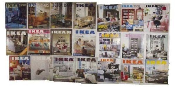 Ikea Kataloge von 2010 2011