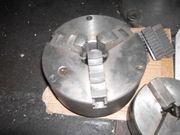 Drehbank Dreibackenfutter D 200mm