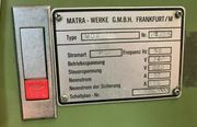 Matra-maschine MDR180