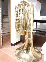 King 2341 54 BBb Tuba