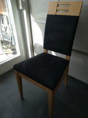 Verkaufe 4 Stühle