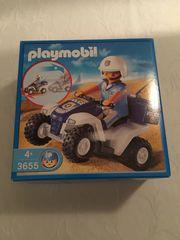 Playmobil 3655 Police-Quad