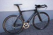 Erox Quarra Carbon Triathlonrad Zeitfahrrad