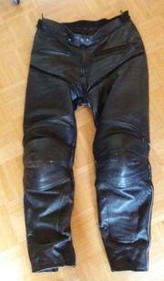 Motorrad Lederhose Gr 44