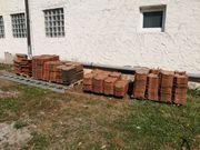Dachziegel gebraucht ca 350 Stück