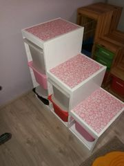Ikea Trofast Stufenregal