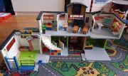 Playmobil Schule inkl Turnhalle und
