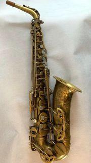 Saxophon Alto Selmer Mark VI