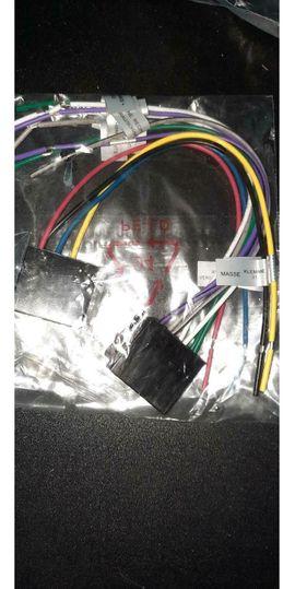 Sonstige Teile - Normanschluss für Autoradio neu ovp