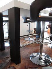 Hochtisch Designertisch Küche Wohnzimmer