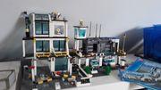 Lego Polizei Wache 7744