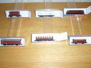 Modelleisenbahn-N