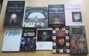 15 Bücher auf Französisch-15 Livree