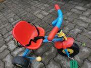 Dreirad mit Bremse