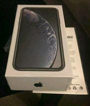 i phone XR in schwarz