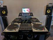 Vollständiges DJ-Setup
