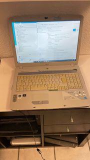ACER Aspire Notebook 7520G AMD
