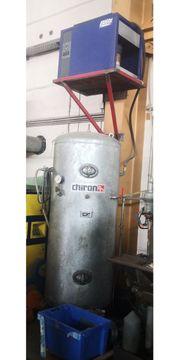 gebr Blitz Kompressor mit Chiron