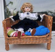 Puppe Sissi 60 cm groß