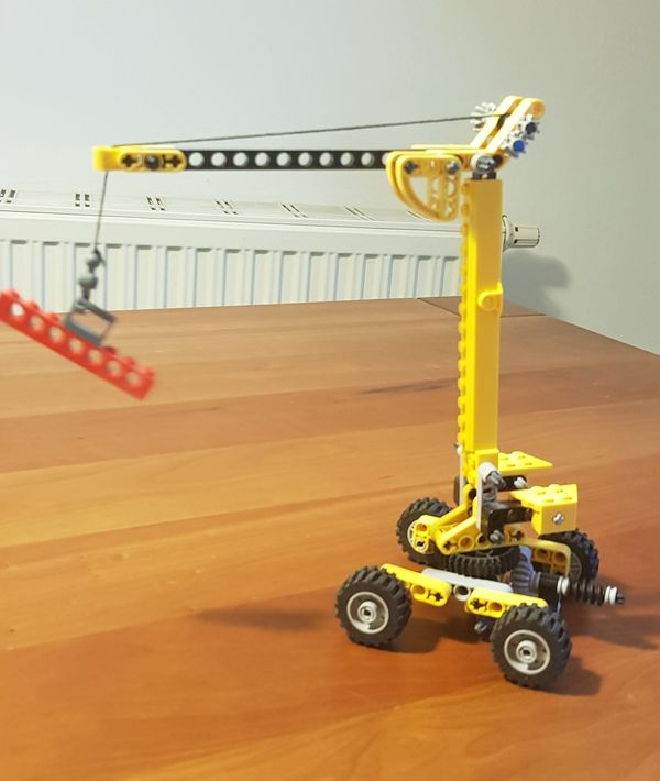 LEGO TECHNIK 8270 2 in