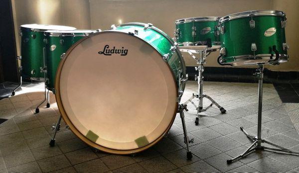 Ludwig Zep Set Drumset in