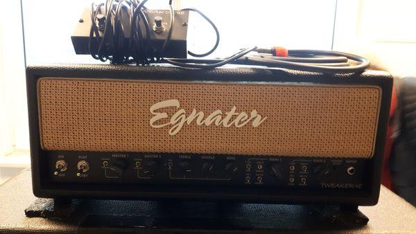 Vox Lautsprecher Und Egnator Speakeramp