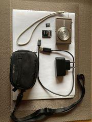 Digitalkamera Samsung ST76 inkl Zubehör
