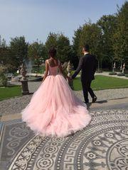 Prinzessinnen Kleid Rosa