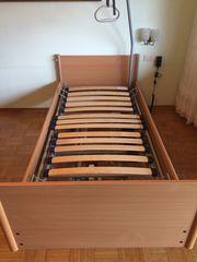 Pflegebett - Bock - Belluno - elektr verstellbares