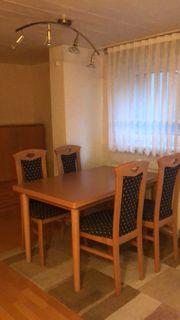 2-Zimmer-Wohnung für Wochenendpendler in