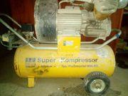 Profi Kompressor 2 kolben