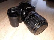 Canon EOS 1000 mit Canon