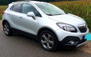 Opel Mokka Cdti Automatik Vollausstattung