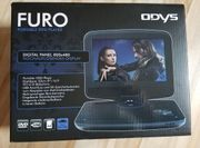 Odys Furo tragbarer DVD Player