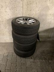 BMW 4 Winterreifen Kompletträder