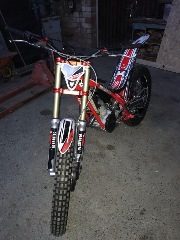 GasGas TXT 300ccm Motorrad