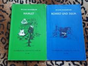 Shakespeare Hamlet Romeo Julia Antigone