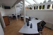 Lichtdurchflutetes Büro Atelier Studio