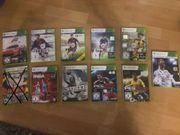 Fifa Kinect uvm Xbox 360