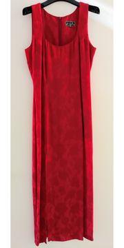 wunderschönes Abendkleid Ballkleid in roter