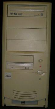 PC AMD Athlon 2600 Asus