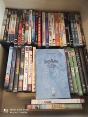 verschiedene DVD