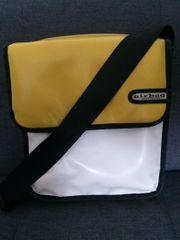 airbag craftwork bag Schultertasche
