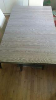 Esstisch mit 6 Sesseln in