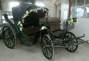 Hochzeitskutsche Viktoria Original v 1908