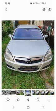 Verkaufe Opel Vectra C